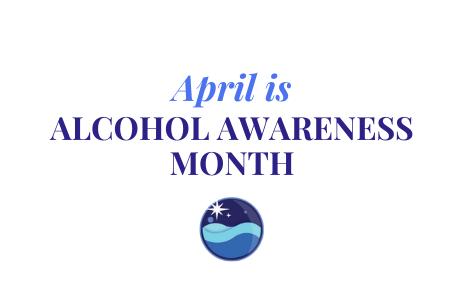 alcohol awareness month text