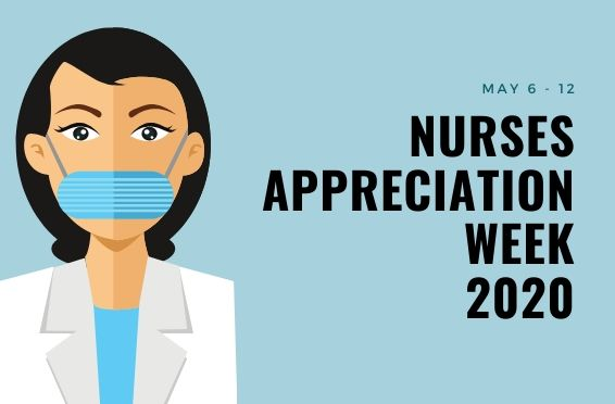 nurses appreciation week banner