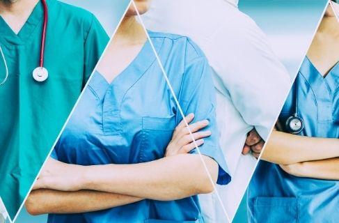 team of nurses for medical Drug and Alcohol Detox