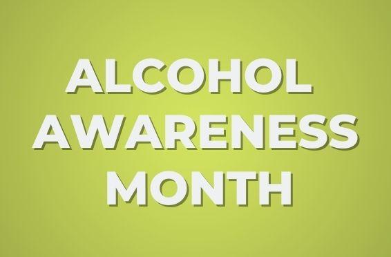 alcohol awareness month 2021